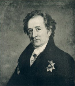 Goethe 1819