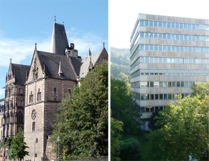 Uni Marburg: Genauso unterschiedlich wie das Programm