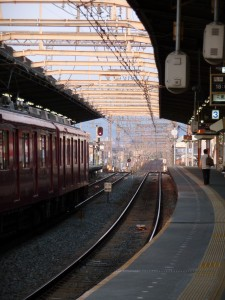 Densha ga mairimasu - ohne Keigo kann man keinen Schritt auf den Bahnhof setzen