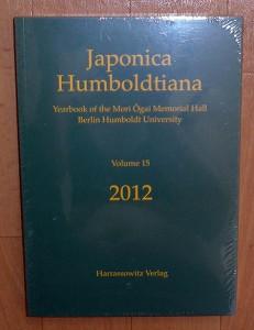 Japonica Humboldtiana 15